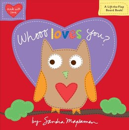 Book Whooo Loves You? by Sandra Magsamen