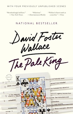 Book The Pale King: An Unfinished Novel by David Foster Wallace