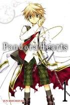 Pandorahearts, Vol. 1