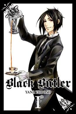 Book Black Butler, Vol. 1 by Yana Toboso