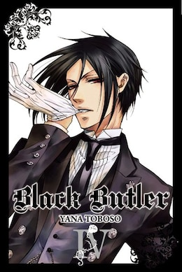 Book Black Butler, Vol. 4 by Yana Toboso