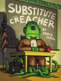 Book Substitute Creacher by Chris Gall
