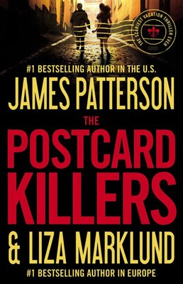 Book The Postcard Killers by James Patterson