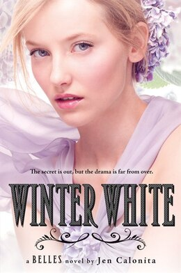 Book Winter White by Jen Calonita