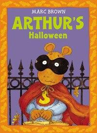 Arthur's Halloween: An Arthur Adventure