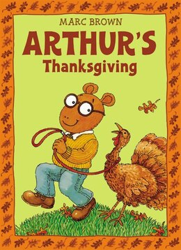 Book Arthur's Thanksgiving by Marc Brown