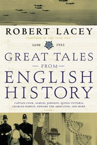 Great Tales from English History (3): Captain Cook, Samuel Johnson, Queen Victoria, Charles Darwin…