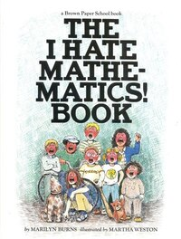 Brown Paper School book: I Hate Mathematics!