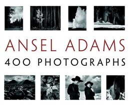 Book Ansel Adams: 400 Photographs by Ansel Adams