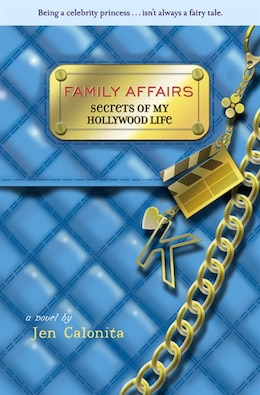 Book Family Affairs: Family Affairs by Jen Calonita