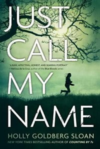 Book Just Call My Name by Holly Goldberg Sloan