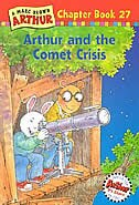 Book Arthur And The Comet Crisis: A Marc Brown Arthur Chapter Book 27 by Marc Brown