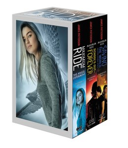 Book Maximum Ride Boxed Set #1 by James Patterson