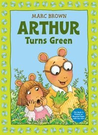 Book Arthur Turns Green by Marc Brown
