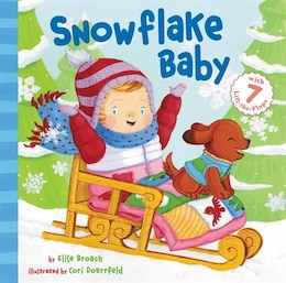 Book Snowflake Baby by Elise Broach