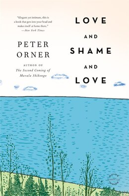 Book Love And Shame And Love: A Novel by Peter Orner