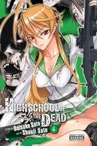 Highschool of the Dead, Vol. 4