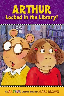 Book Arthur Locked in the Library!: An Arthur Chapter Book by Marc Brown