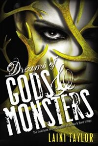 Book Dreams Of Gods & Monsters by Laini Taylor