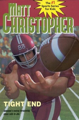 Book Tight End by Matt Christopher