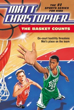 Book The Basket Counts by Matt Christopher