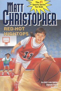 Book Red-Hot Hightops by Matt Christopher