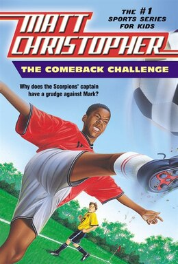 Book The Comeback Challenge by Matt Christopher