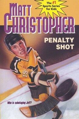 Book Penalty Shot by Matt Christopher