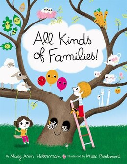 Book All Kinds Of Families! by Mary Ann Hoberman