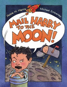 Book Mail Harry To The Moon by ROBIE HARRIS
