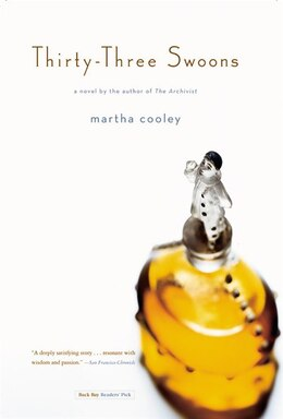 Book Thirty-Three Swoons: A Novel by Martha Cooley