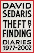 Book Theft By Finding: Diaries (1977-2002) by David Sedaris