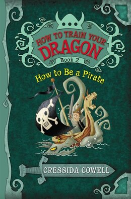 Book How To Be A Pirate by Cressida Cowell