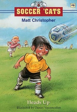 Book Soccer 'cats #6: Heads Up! by Matt Christopher
