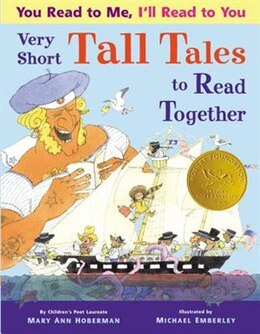 Book You Read To Me, I'll Read To You: Very Short Tall Tales To Read Together by Mary Ann Hoberman