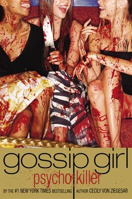 Book Gossip Girl, Psycho Killer by Cecily Von Ziegesar