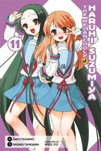 The Melancholy Of Haruhi Suzumiya, Vol. 11 (manga)