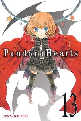 Book Pandorahearts, Vol. 13 by Jun Mochizuki