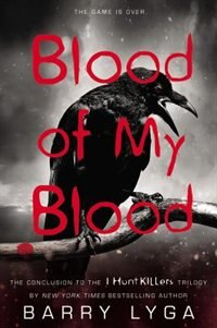 Book Blood Of My Blood by Barry Lyga