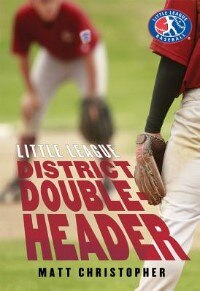 Book District Doubleheader by Matt Christopher