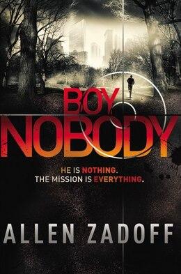 Book Boy Nobody by Allen Zadoff