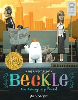 Book The Adventures Of Beekle: The Unimaginary Friend by Dan Santat