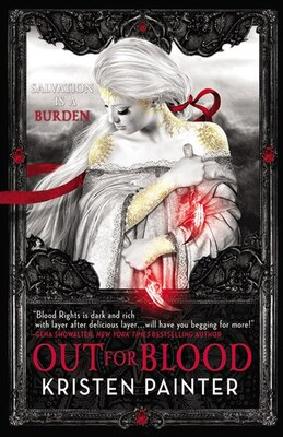 Book Out For Blood by Kristen Painter