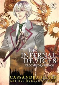 Book The Infernal Devices: Clockwork Prince by Cassandra Clare