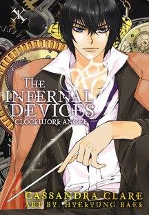 The Infernal Devices: Clockwork Angel