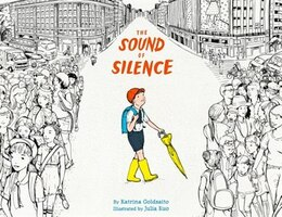 Book The Sound Of Silence by Katrina Goldsaito