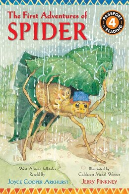 Book The First Adventures Of Spider: West African Folktales by Joyce Cooper Arkhurst