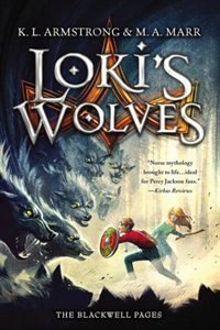 Book Loki's Wolves by K. L. Armstrong