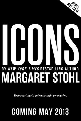 Book Icons by Margaret Stohl