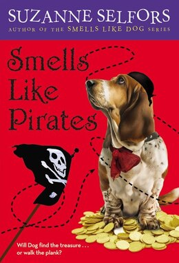 Book Smells Like Pirates by Suzanne Selfors
